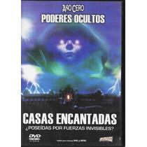 Casas Encantadas - Poderes Ocultos - Año Zero - 1 Dvd