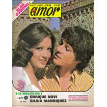 Fotonovela:novelas De Amor (ph) Con:enrique Novi (1975) $75.
