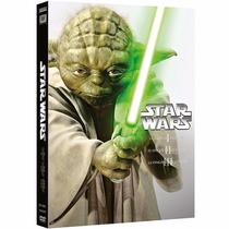 Star Wars Episodios 1 2 3 Trilogia Precuela Peliculas En Dvd