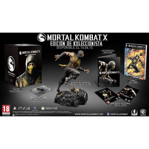 Mortal Kombat X Kollector