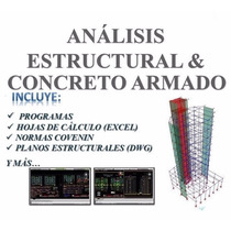 Calculo Estructural Y Concreto Armado Full Ingeniería Civil