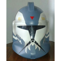Casco Hasbro Clone Trooper Commander Wolffe