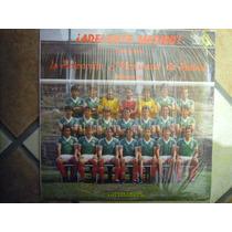 Seleccion Mexicana De Futbol Mexico 86 Lp 12 Pulgadas Nacion