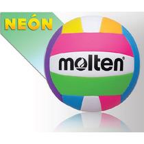 Balón Voleibol Neon Ms-500 Molten Maa