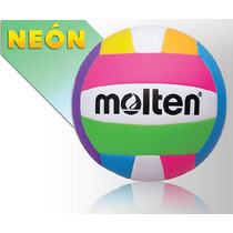 Balón Voleibol Neon Ms-500 Molten Au1