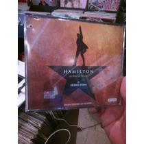 Lin-manuel Miranda Hamilton An American Musical Cd Doble New