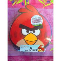 Angry Birds Set De Tarjetas