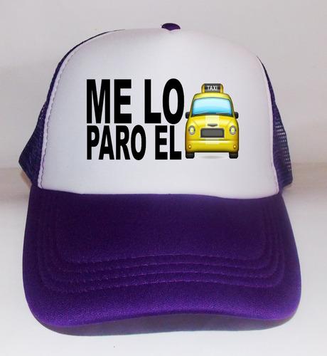 Paquete 5 Gorras Personalizadas Malla Fiesta Esponja Neon -   180 en ... ca9698c0db7