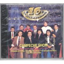 Campeche Show Cd 16 Kilates 1994 Nuevo Y Sellado