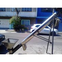 Transportador Helicoidal Cernidor