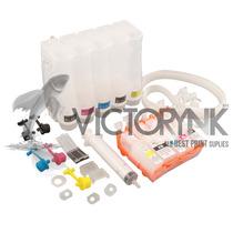 Sistema De Tinta Hp 564 Y 920 Con Chip