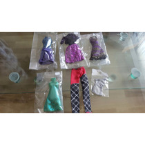 Monster High Ropita Outfit Muñecas Precio Por Pieza