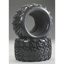 Traxxas 5370 Talon 3.8 Tires W/foam Inserts Revo (2) Llantas