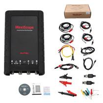 Osciloscopio Automotriz 4 Canales Autel Maxiscope Mp408