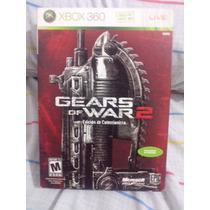 Gears Of War 2 Edicion De Colecionista Xbox 360 Barato