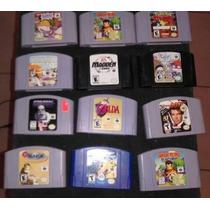 Juegos Nintendo 64 En Perfecto Estado