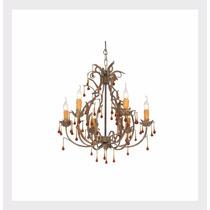 Lámpara Laiting Decorativa Nápoles Mod. Kt-551 Candil