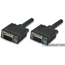 Cable Extension Vga Blindado 15 Mts. M- H Manhattan (313612)