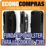 Funda Combo Tipo Holster Para Lg Cookie L T395 100% Nueva