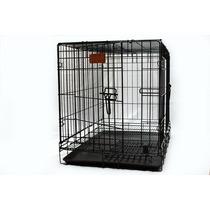 Jaula Metálica Para Perros Plegable. Dog Residence, Doggy, M