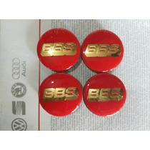 Centro Tapa De Rin Bbs Gold Center Caps