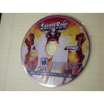 Juego Play Station 3 Ps3 Saint Row 2 Disco Mdn