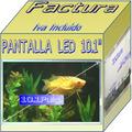 Display Pantalla Led 10.1 Compatible Con El Spare 633496-001