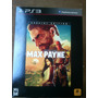Max Payne 3 Special Edition--ps3
