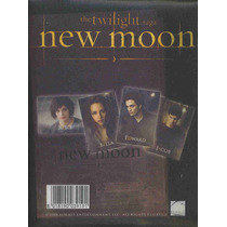 Postales De New Moon (the Twilght Saga) De Panini