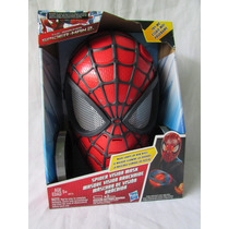 Mascara Spider Man 2 Vision Aracnida Hasbro Original