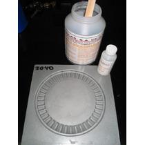 Resina Epoxica Con Carga De Aluminio Moldes De Termoformado