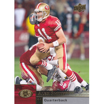 2009 Upper Deck Alex Smith Qb 49ers