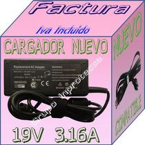 Cargador Compatible Samsung Np305e Np300e4c 19v 3.16a Dmm