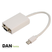 Adaptador Thunderbold Dp A Vga Macbook Pro Air Imac Apple