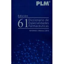 Plm De Medicamentos Edicion 2015 Nuevos