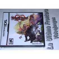 Kingdom Hearts 358/2 Days Nuevo Sellado Mma