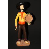 Catrin Tradicional Mexicano De Barro Excelente Calidad 28cm