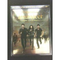 Saga Crepusculo, Amanecer Parte 2 ( Bluray + Dvd ) Lbf