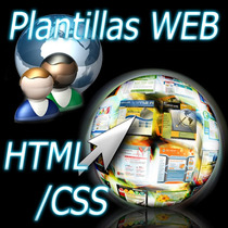 Mega Paquete De Plantillas Html O Flash Web Editables Sp0