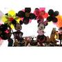 Figuras Centros Mesa Mickey Mouse Mini Personajes Pastel