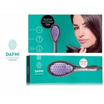 Plancha Cepillo Dafni Hair Brush Ceramica + Envio Gratis