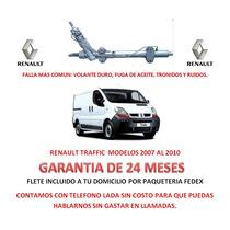 Caja Direccion Hidraulica Cremallera P/bomba Renault Traffic