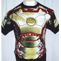 Playera Ironman Armadura Mark 42 Marvel Comics