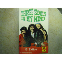 Three Souls In My Mind Casette 15 Exitos