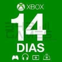 Membresia Xbox Live 14 Dias 360 Y One Entrega Inmediata