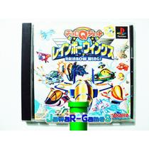 Choro Q Jet Rainbow Wings - Japones - Playstation 1 Takara
