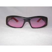 Lentes Spy Optic Color Negro Con Rojo Italianos