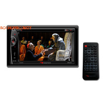 Nakamichi Doble Din Bluetooth/usb/sdcard/dvd Touchscreen 6.2