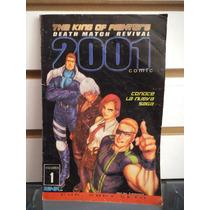 The King Of Fighter Death Match Revival 2001 Volumen 1