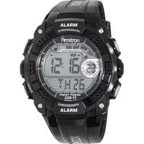 Reloj Deportivo Digital Armitron Con Cronografo Para Hombre